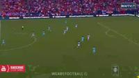 Neymar ghi bàn duy nhất, Barcelona thắng MU 1-0