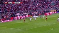 """Bayern Munich đại thắng """"5 sao"""" trong ngày HLV Heynckes ra mắt"""