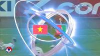 Thủ môn Tuấn Mạnh cứu thua cho Việt Nam trước Afghanistan