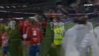 Atletico và Real Madrid bất phân thắng bại tại Metropolitano