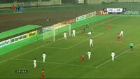 Thủ thành Tiến Dũng cứu thua cho U23 Việt Nam trước Syria