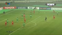 Văn Đức gỡ hòa 2-2 cho U23 Việt Nam trước Iraq