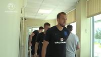 Đội tuyển Anh vui hết cỡ trước trận ra quân ở World Cup 2018