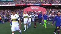 Messi ghi bàn, Barcelona hạ Boca Junior để giành Joan Gamper Cup