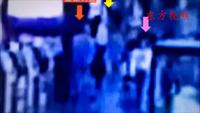 Video ghi lại khoảnh khắc người nghi là ông Kim Jong-nam bị tấn công