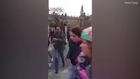 """Cảnh hỗn loạn như """"thảm họa"""" trong vụ khủng bố London"""