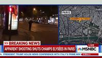 Tấn công khủng bố tại thủ đô Paris, 1 cảnh sát thiệt mạng