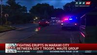 50 tay súng Hồi giáo cực đoan nổi loạn tại thành phố của Philippines