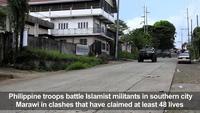 Philippines sắp đánh bật phiến quân thân IS khỏi thành phố bị chiếm đóng