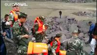 Hơn 140 người nghi bị chôn vùi do sạt lở đất ở Trung Quốc