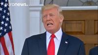 Ông Trump cảnh báo Triều Tiên hứng kết cục chưa từng thấy nếu tấn công Guam