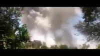 """Nga, Syria dội """"mưa"""" hỏa lực vào thành trình của IS"""