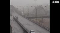 Sập cầu cao tốc ở Italy, hàng chục người thiệt mạng