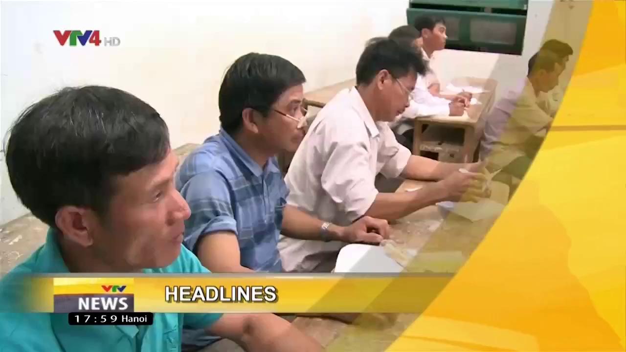 News 6 pm - 6/19/2017