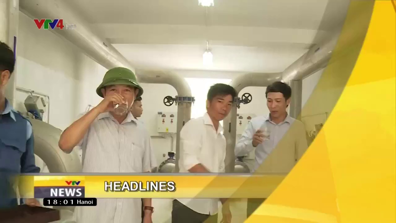 News 6 pm - 6/20/2017