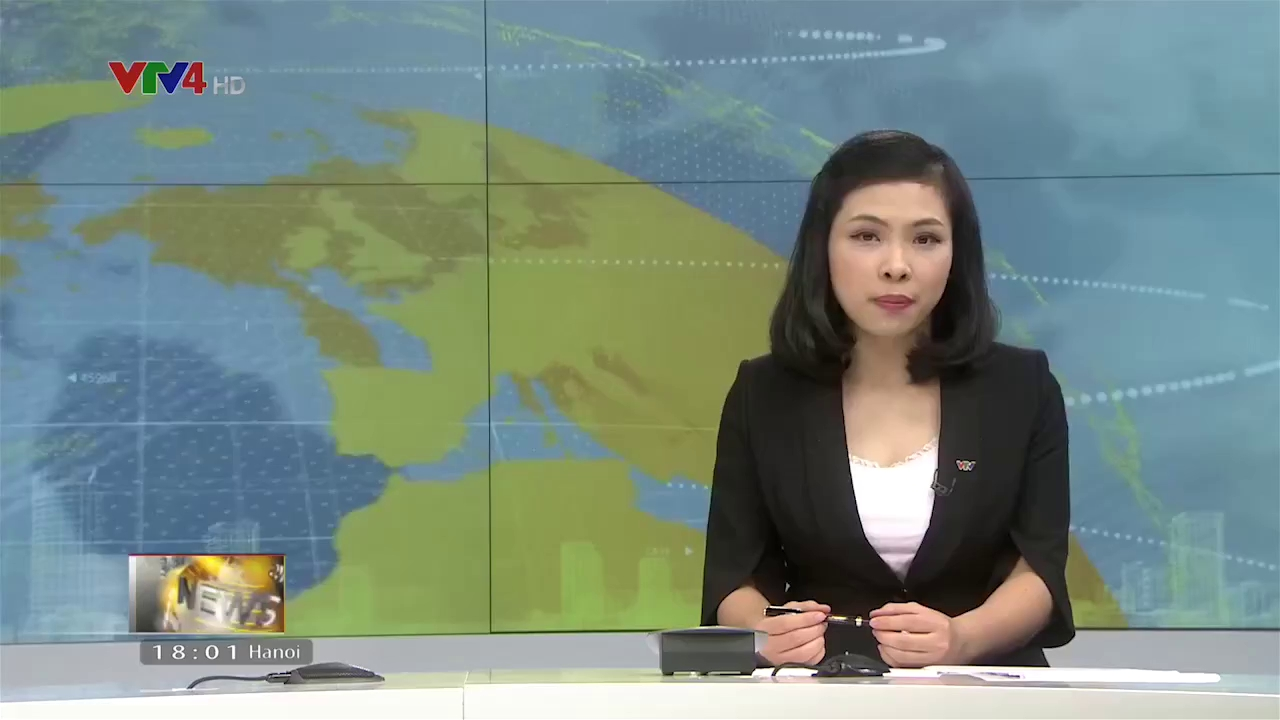 News 6 pm - 12/01/2017