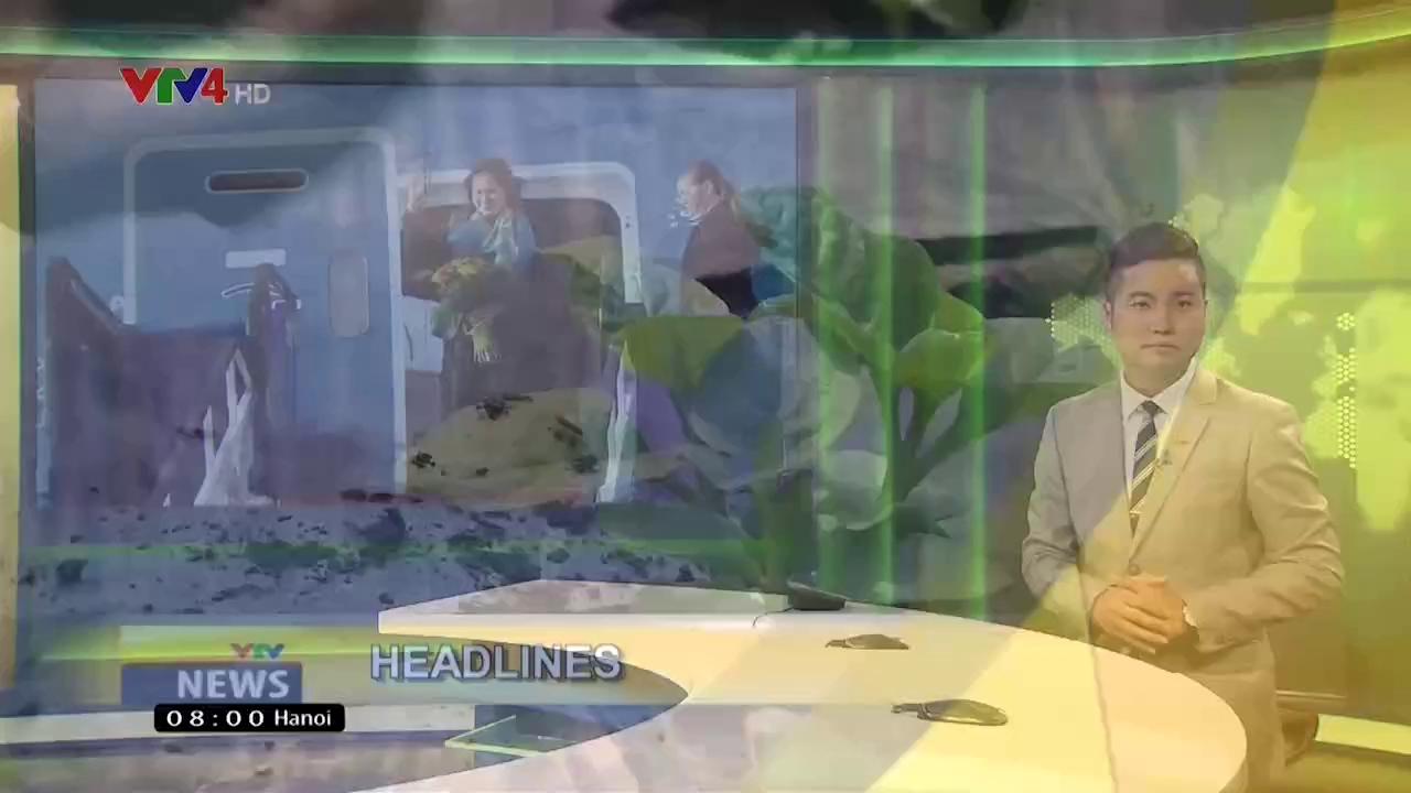 News 8 am - 4/10/2017