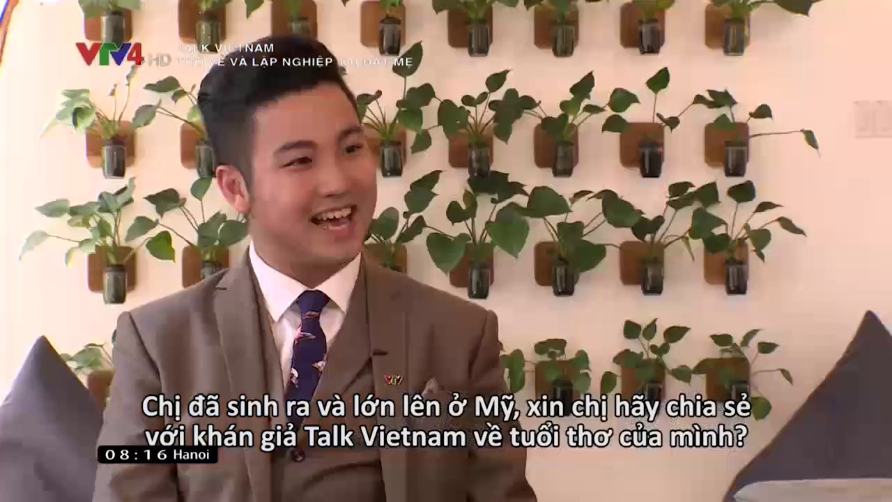 Talk Vietnam: Return and settle in the homeland