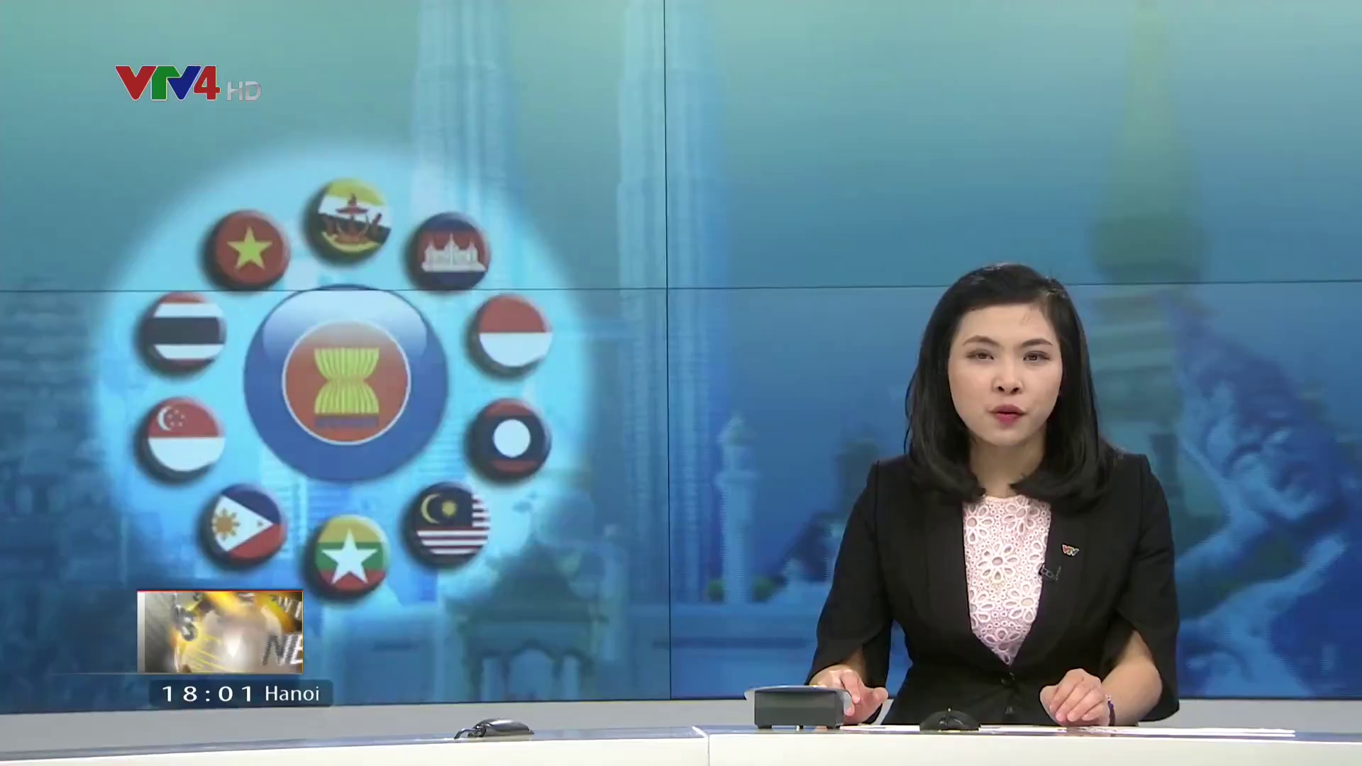 News 6 pm - 02/06/2018