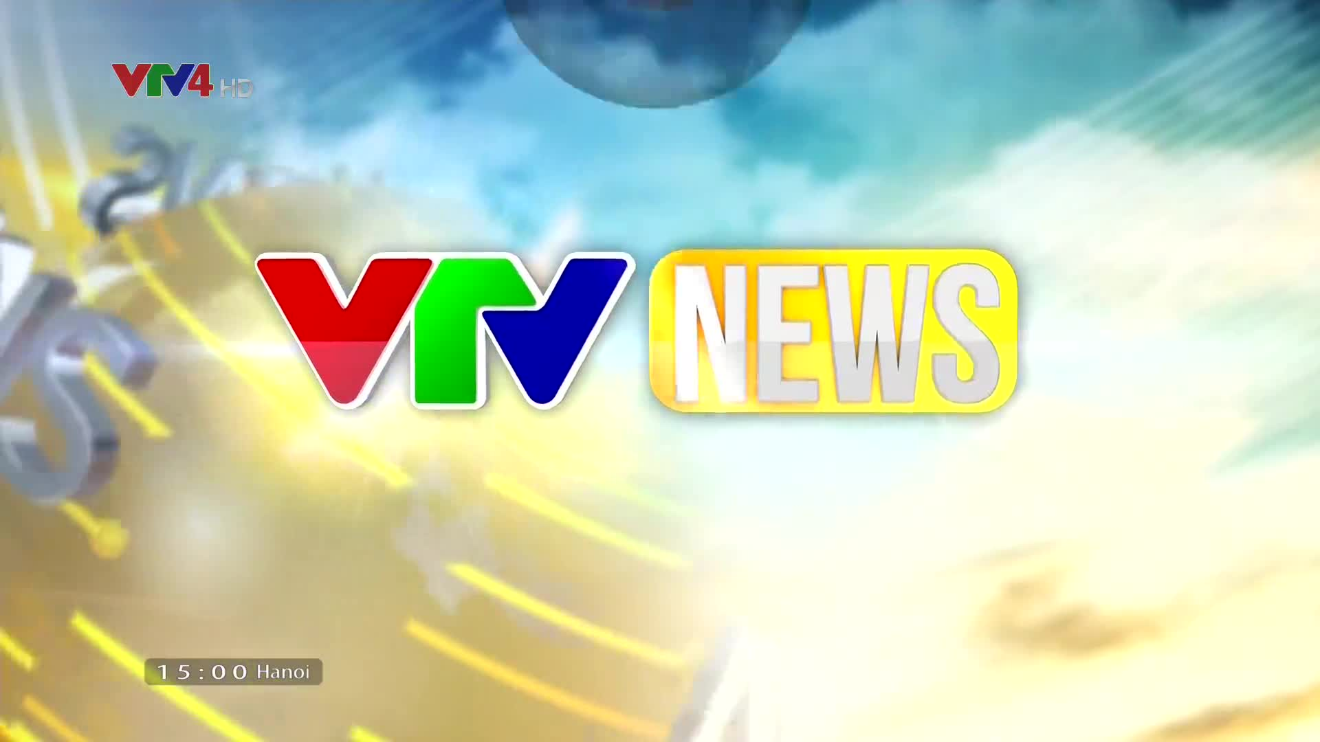 News 3 pm - 4/09/2018
