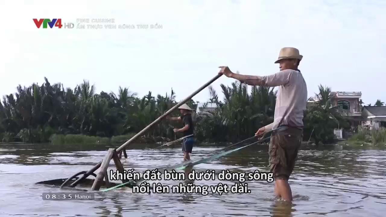 Fine Cuisine: Cuisine along the Thu Bon River