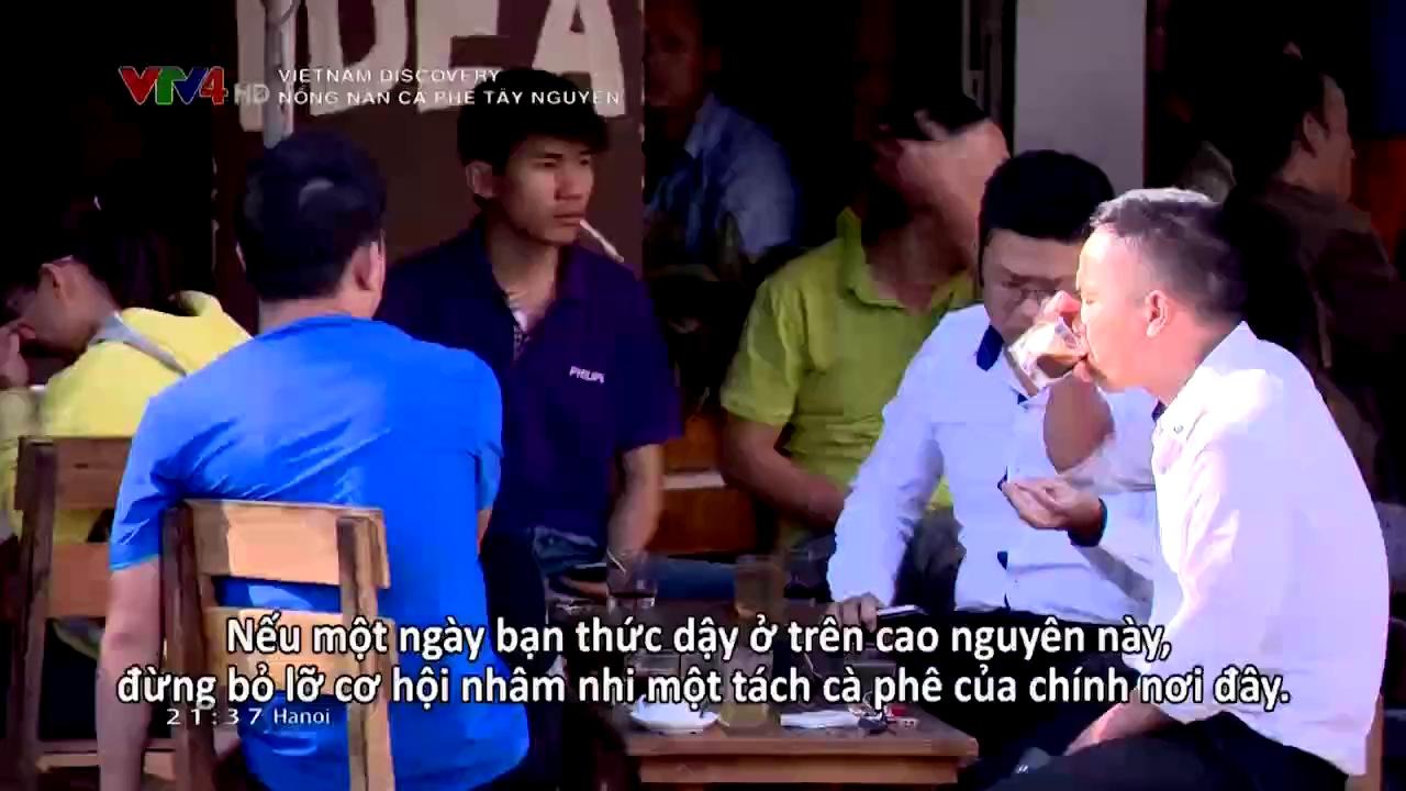 Vietnam Discovery: Highland coffee