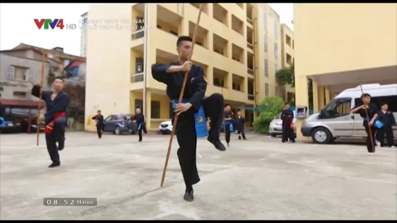 Insight into Vietnam: Vietnamese Traditional Martial Arts