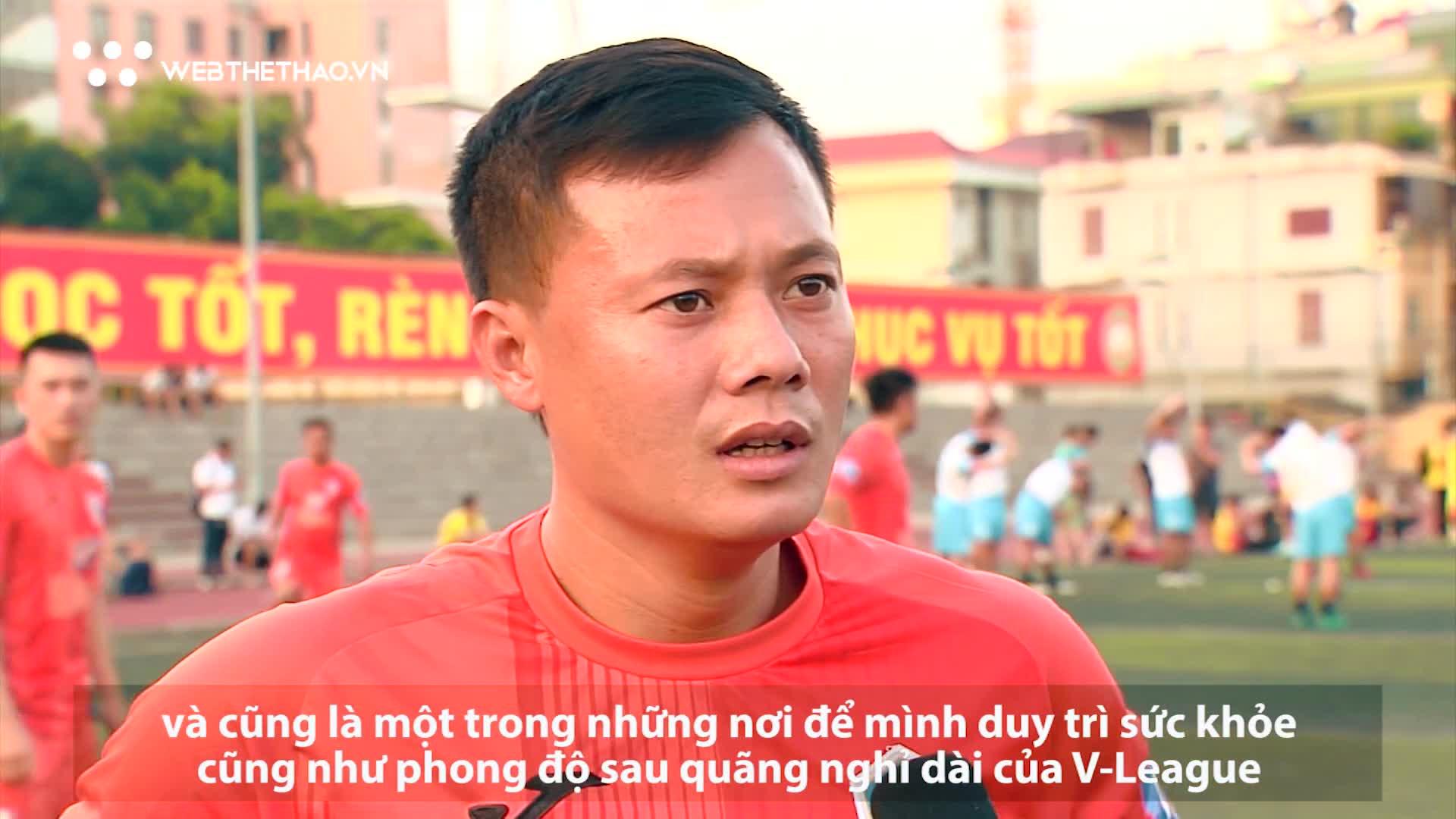 Hanoi Premier League – HPL: Sân chơi vượt tầm một giải đấu phong trào