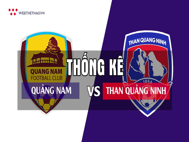 Thống kê thú vị trước trận V.League 2018: Quảng Nam FC - Than Quảng Ninh