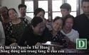Mẹ lái tàu Nguyễn Thế Hùng đứng không nổi trong tang lễ của con