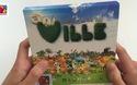 [BoardgameVN] Trên tay AniVille - sách học tiếng Anh 3D