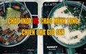 So sánh chảo sứ Minh Long với chảo inox