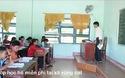 Lớp học hè miễn phí ở xã Bình Nam
