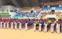 Khai mạc giải vô địch bóng chuyền trẻ toàn quốc 2017 tại Quảng Trị