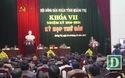 Kỳ họp thứ 6 - HĐND tỉnh Quảng Trị khóa VII