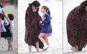 Katie Holmes đưa con gái cưng đi chơi