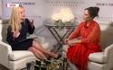 Victoria Beckham trả lời phỏng vấn