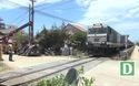 Phú Yên: Tàu hỏa tông trực diện ô tô, 2 người thoát chết thần kỳ