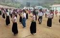 Hàng trăm học sinh miền núi xứ Thanh hòa mình trong điệu nhảy Cha cha cha