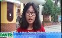Thí sinh Thanh Hóa nhận định đề Văn