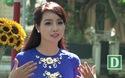 Nữ diễn viên kể về kỉ lục Guinness hơn 1.000 doanh nhân Việt Nam và thế giới cùng mặc áo dài.