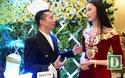 NTK Đỗ Trịnh Hoài Nam chia sẻ về thiết kế áo dài đặc biệt được trình diễn bởi Hoa hậu Nhân ái Thủy Tiên.