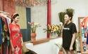 Ngọc Hân chia sẻ hình ảnh vui nhộn về Tú Anh trong ngày diễn ra đám cưới đàn em