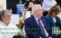 Tổng thống Israel và Phu nhân thăm dự án cho người khuyết tật tại TPHCM