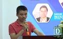 Phó TBT báo điện tử Dân trí- Phạm Tuấn Anh phát động cuộc thi NTĐV 2018