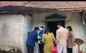 Trao quà Nhân ái đến gia đình bà Trương Thị Sinh.
