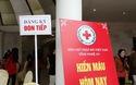 Hàng ngàn bạn trẻ tham gia hiến máu trong ngày Chủ nhật đỏ tại Nghệ An.
