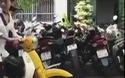 Vũ điệu lùi xe (Clip: Nguyễn Hồng Thiên Bảo)