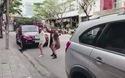 Clip trào lưu vũ điệu lùi xe của Phạm Huỳnh Bân Trâm