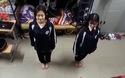 Clip sinh viên Kinh tế quốc dân biến bài thể dục thành điệu múa